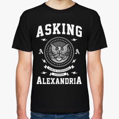Футболка Asking Alexandria