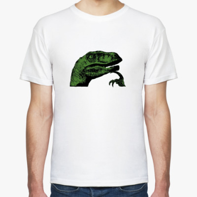 Футболка  футболка белая