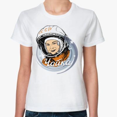 Классическая футболка Чайка