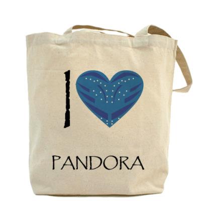 I love Pandora