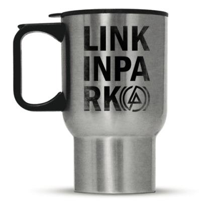 Кружка-термос Linkin Park
