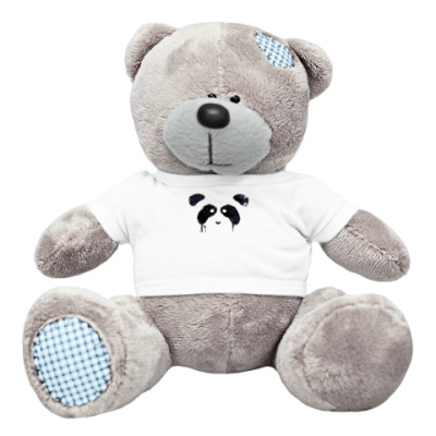 Плюшевый мишка Тедди Панда