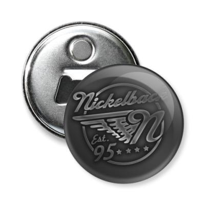 Магнит-открывашка Nickelback