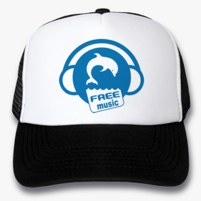 Кепка-тракер Free Music