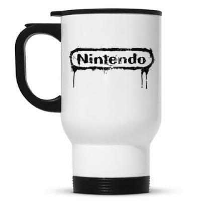 Кружка-термос Nintendo