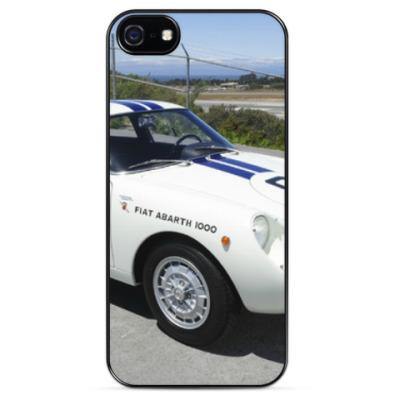 Чехол для iPhone Ретро автомобили