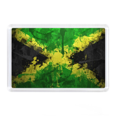 Магнит Флаг Ямайки