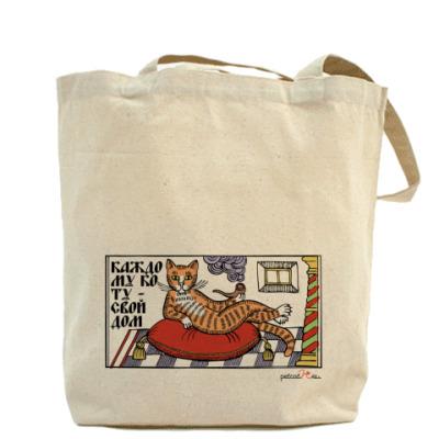 Холщовая сумка PetCat