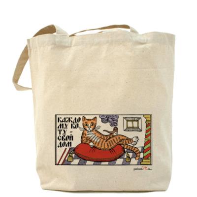Сумка Холщовая сумка PetCat