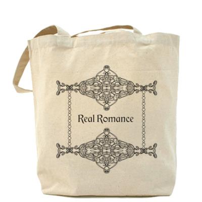 Сумка Романтический орнамент