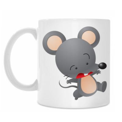 Кружка Мышь