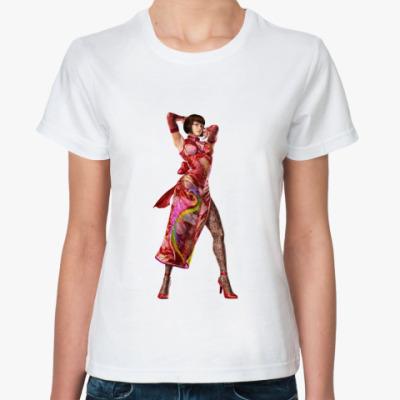 Классическая футболка Анна Уильямс