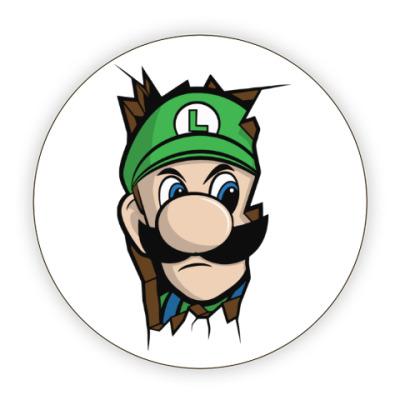 Костер (подставка под кружку) Луиджи Марио
