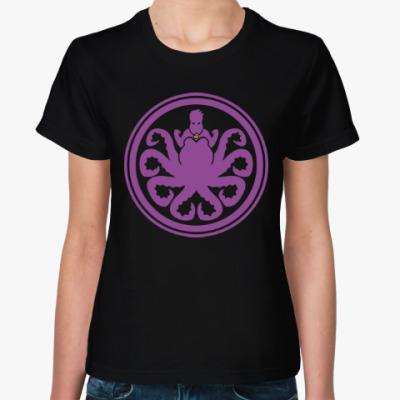 Женская футболка Урсула