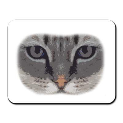 Коврик для мыши Котик