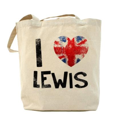 Сумка I LOVE LEWIS