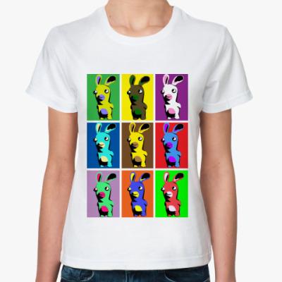 Классическая футболка Rabbits