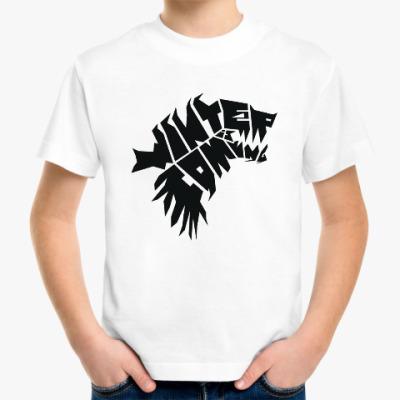 Детская футболка Revenge is coming . STARK