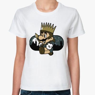Классическая футболка Король