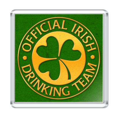 Магнит Official Irish Team