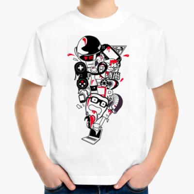 Детская футболка Детская футболка Game World