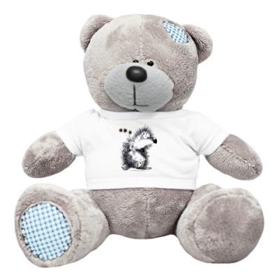 Плюшевый мишка Тедди Плюшевый мишка Тедди