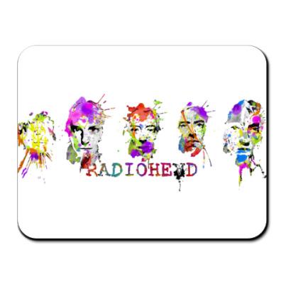 Коврик для мыши Radiohead
