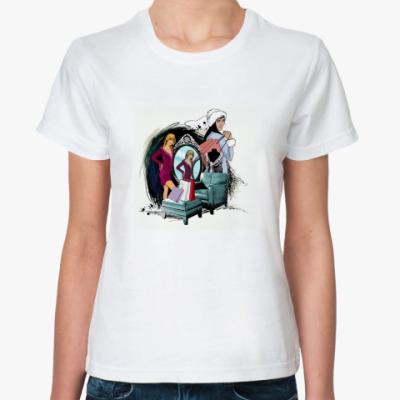 Классическая футболка Шопоголик