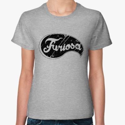 Женская футболка Безумный Макс. Фьюриоса