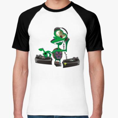 Футболка реглан DJ Turtle