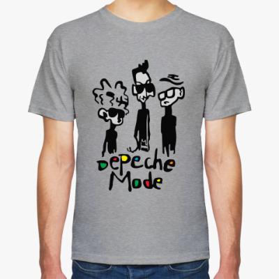 Футболка Depeche Mode Positive