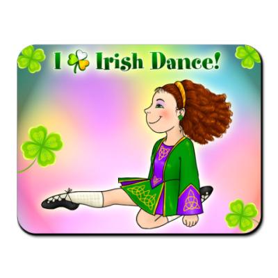 Коврик для мыши Irish Dance