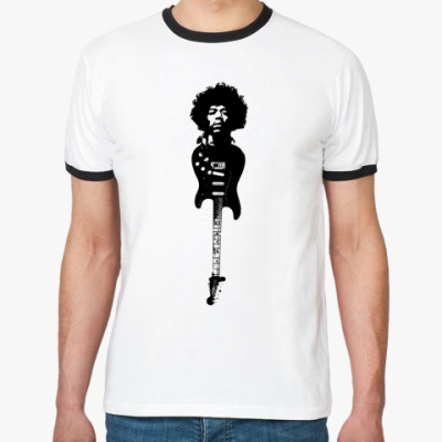 Футболка Ringer-T Hendrix