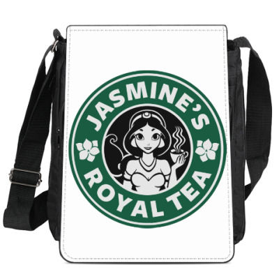 Сумка-планшет Жасминовый чай