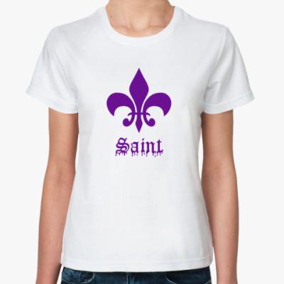 Классическая футболка Saint