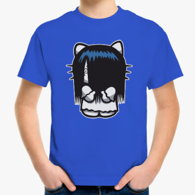 Детская футболка Китти Звонок