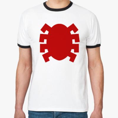 Футболка Ringer-T Spiderman