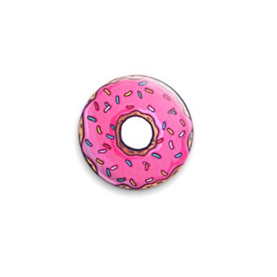Значок 25мм Donut  25 мм