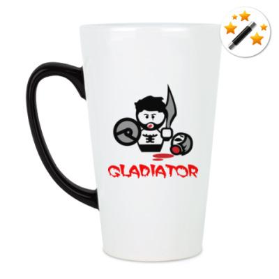 Кружка-хамелеон Гладиатор