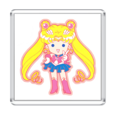 Магнит Sailor Moon