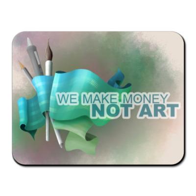 Коврик для мыши Not art