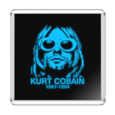 Магнит  Kurt Cobain