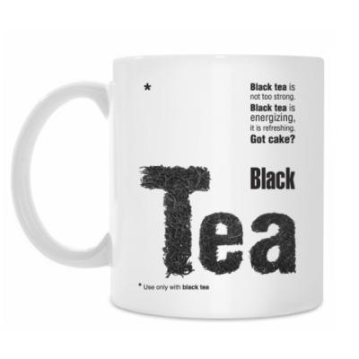Кружка Black Tea