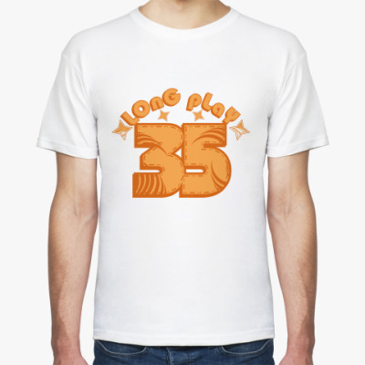 Футболка Number 35