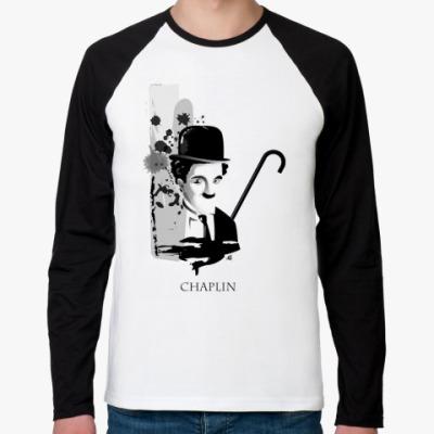 Футболка реглан с длинным рукавом Charlie Chaplin