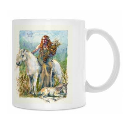 Кельтские лошади