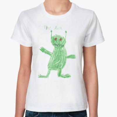 Классическая футболка Няка