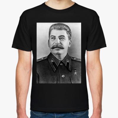Футболка 'Сталин'