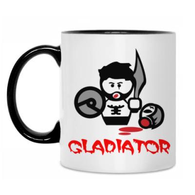 Кружка Гладиатор