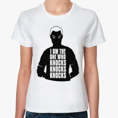 Классическая футболка Шелдон Купер